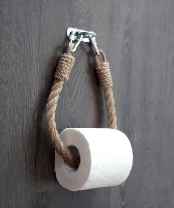 toilet ideeen voor wc rollen
