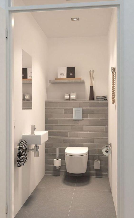 moderne toilet ideeen