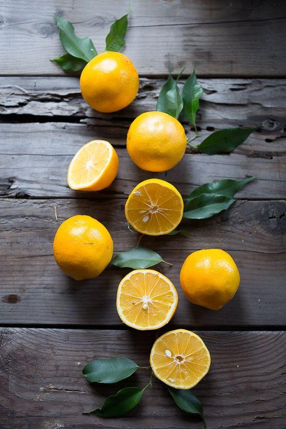 oven schoonmaken met citroen