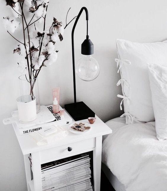 sta lamp idee voor nachtkast in slaapkamer 2