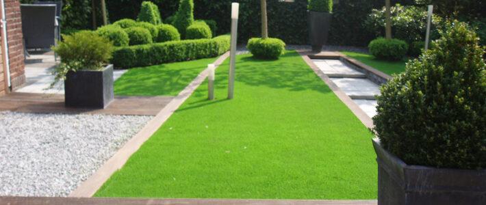 kunstgras tuin idee voor voortuin, achtertuin, balkon, dakterras (39)